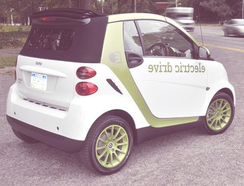Smart Fortwo Electric Drive 4