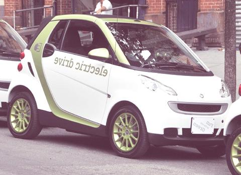 Smart Fortwo Electric Drive 6