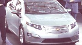 Chevrolet Volt 2012, novedades