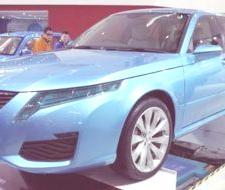 BAIC va por sus Saab eléctricos (C71 y C60)