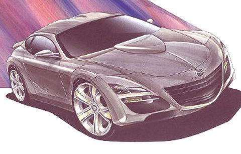 Mazda RX-7 2