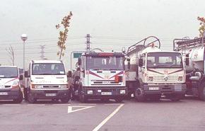 Administración flotas vehículos