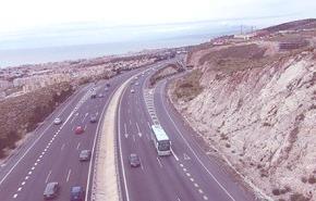 Estados Unidos prepara la primera autopista eléctrica