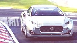 Lexus estaría desarrollando un superdeportivo eléctrico para 2015