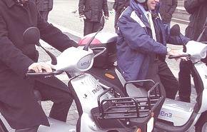 Smart incorporará a su gama motos eléctricas