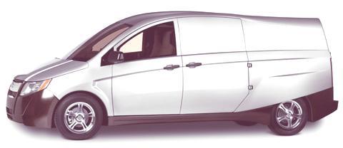 GM venture hybrid chico3
