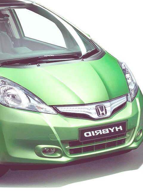 Honda Jazz Hybrid3
