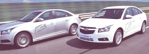 Chevrolet Cruze EVs-1