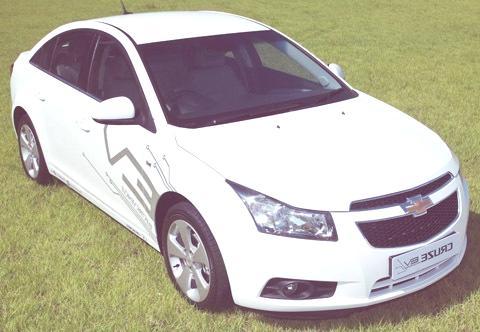 Chevrolet Cruze EVs-2