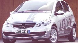 Mercedes Benz Clase A E-CELL 2011, todos los detalles