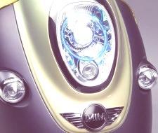 Mini Scooter E Concept 2011, para Parìs 2010 (video)