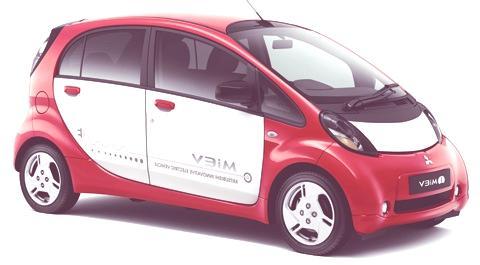 Mitsubishi i-MIEV (versión europea)1