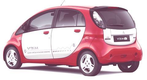 Mitsubishi i-MIEV (versión europea)2