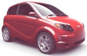 Motive Kestrel EV, un nuevo vehículo eléctrico