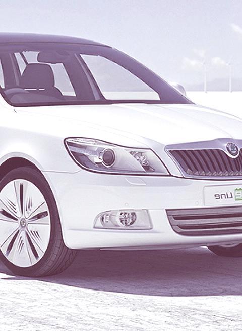 Skoda Octavia Green E Line Concept-chico4