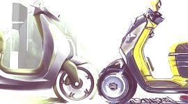 Smart y Mini presentarán sus scooters eléctricas en París