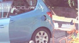 Opel Meriva EV 2011, fotos espía