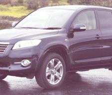 Toyota confirmó su RAV4 eléctrica