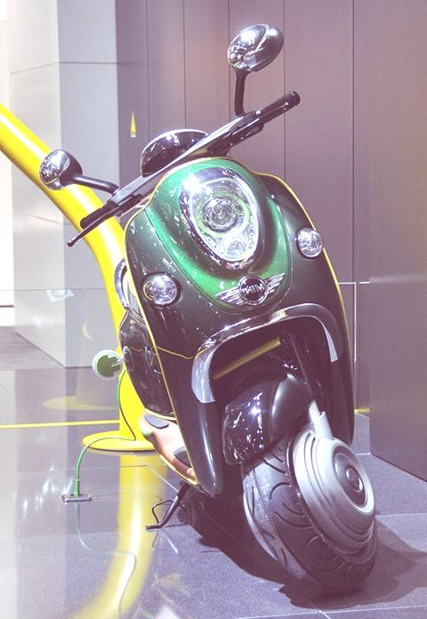 Mini Scooter E Concept-chico1