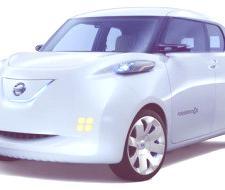 PARIS 2010, Nissan Townpod EV Concept (videos)