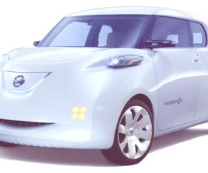 PARIS 2010, Nissan Townpod EV Concept (videos)