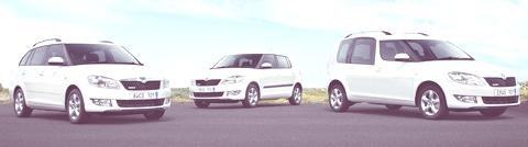 Roomster/Fabia/Fabia Combi GreenLine