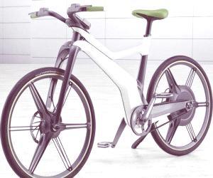 PARIS 2010, Smart e-Bike, e-Scooter y Mini Scooter E (videos)