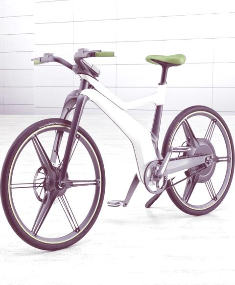 Smart electric bicycle concept-chico2