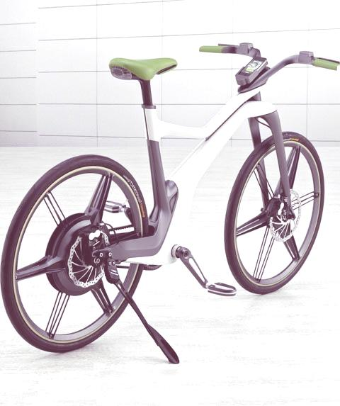 Smart electric bicycle concept-chico3