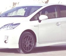 Toyota Prius Generation X (Reino Unido), variante deportiva