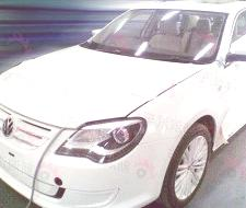 Volkswagen-FAW Bora e-Motion (China), fotos espía