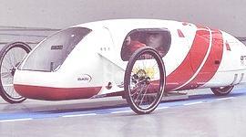 E-Quickie Concept, eléctrico con recarga inalámbrica
