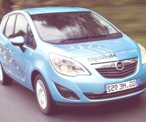 Opel Meriva EV 2011, primeros detalles