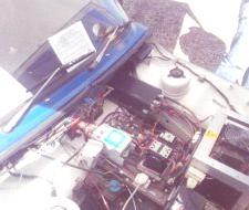 Coche eléctrico argentino (Rosario), a base de un Fiat 147 (video)