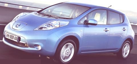Nissan LEAF-01