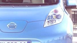 Nissan Leaf, ganador de coche del año 2011 (Europa)