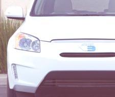 Toyota Rav4 EV 2011 (Tesla), Los Ángeles 2010 (videos)