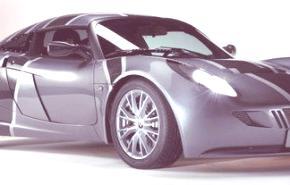 Lotus Exige Némesis Concept, un proyecto de la empresa Ecotricity