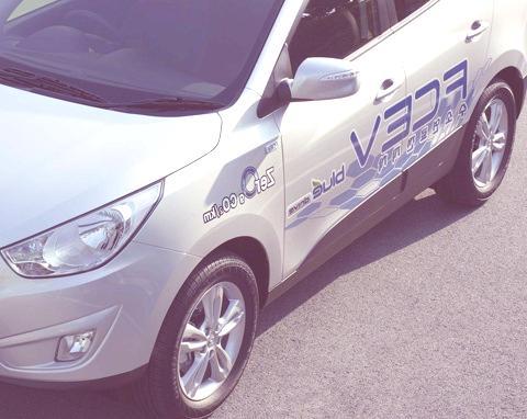 Hyundai Tucson ix Hydrogen Fuel-Cell EV-02