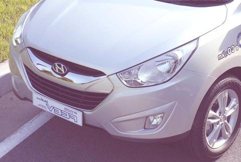Hyundai Tucson ix Hydrogen Fuel-Cell EV-03