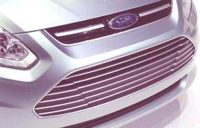 Ford C-Max Hybrid y Energi, en NAIAS 2011 (videos)