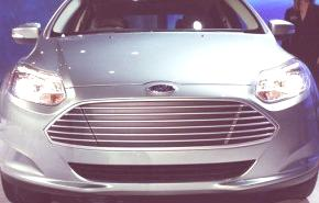 Ford Focus Electric 2012 (CES 2011), todos los detalles (video)