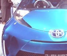 Toyota Prius V y Prius C Concept, en NAIAS 2011 (videos)