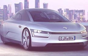 Volkswagen XL1 Hybrid 2011, todos los detalles (video)