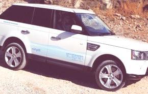 Range Rover E Plug-in Hybrid Concept (GINEBRA)