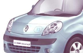 Renault Kangoo Maxi Z.E. 2011 (precios)