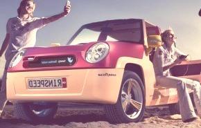 Rinspeed BamBoo EV Concept 2011 (GINEBRA)