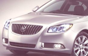 Buick Regal eAssist Hybrid 2011 (CHICAGO)