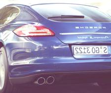 Porsche Panamera Hybrid 2012 (GINEBRA)