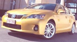 Lexus CT200h 2011 (precios)
